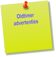 Oldtimer advertenties